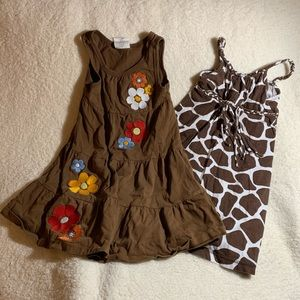 Lot of Girl's Dresses, size XS